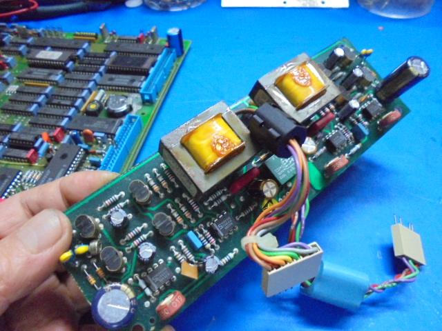 STUDER A730・スチューダーA730|出力部のオーバーホール整備