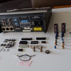 STUDER A730・スチューダーA730|交換部品