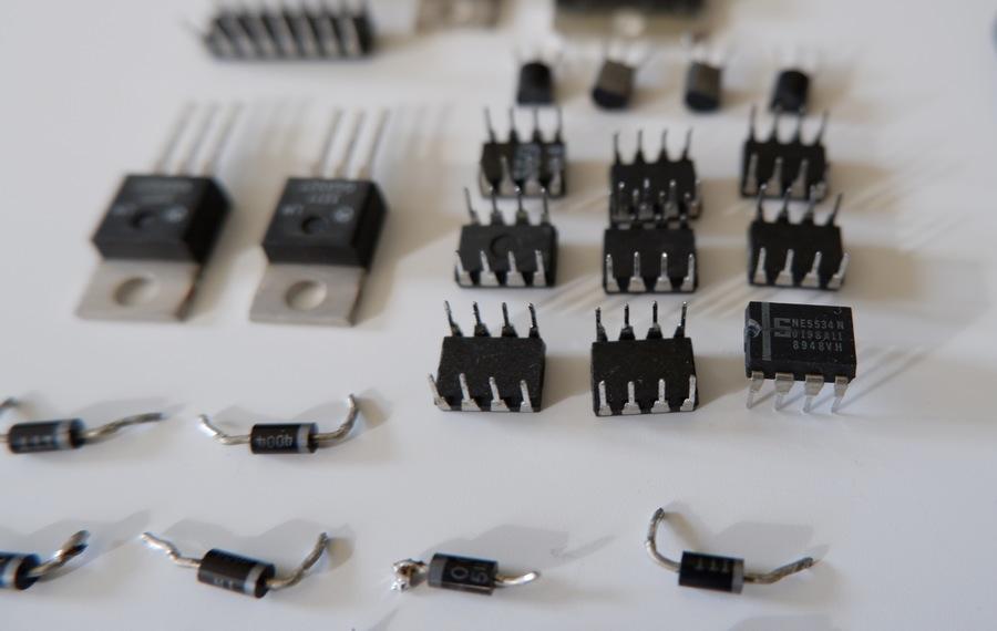 STUDER A730・スチューダーA730|オペアンプなどの交換部品
