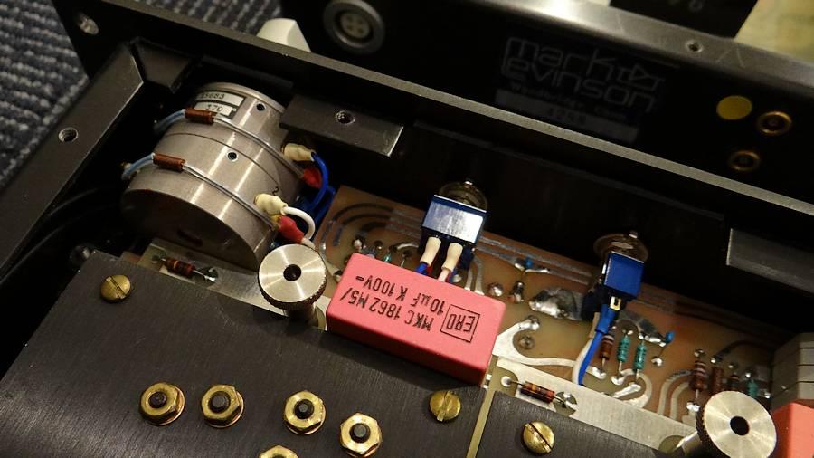 スペクトロール製2連ボリューム