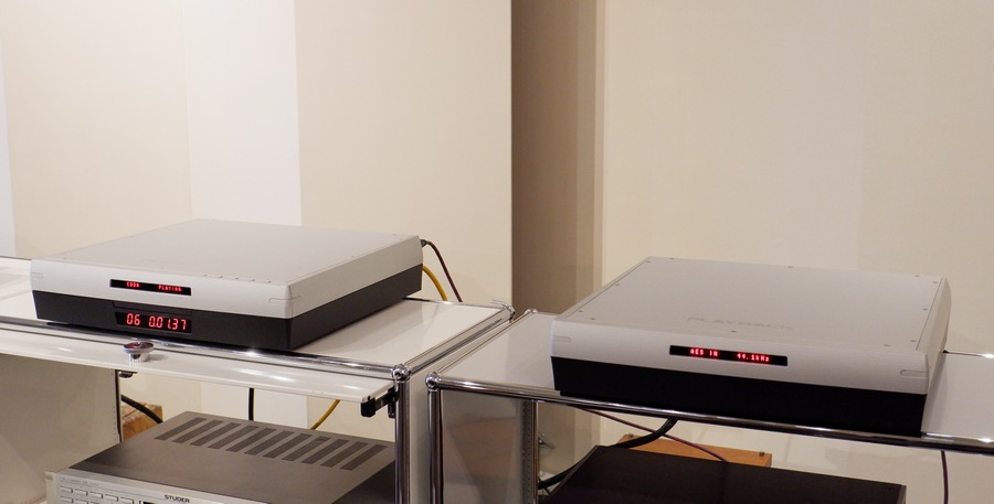 Playback Designs MPS-5 SACD-CD-Playbac k Designs DAC MPD-5X
