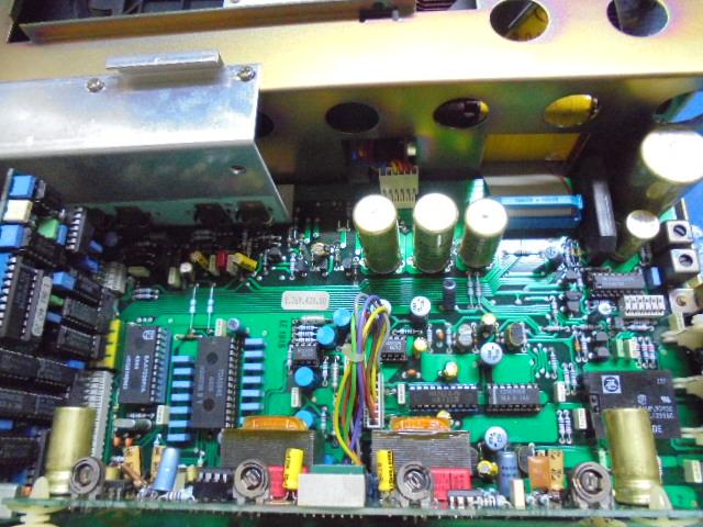 STUDER A727 CD Player アナログ回路部分