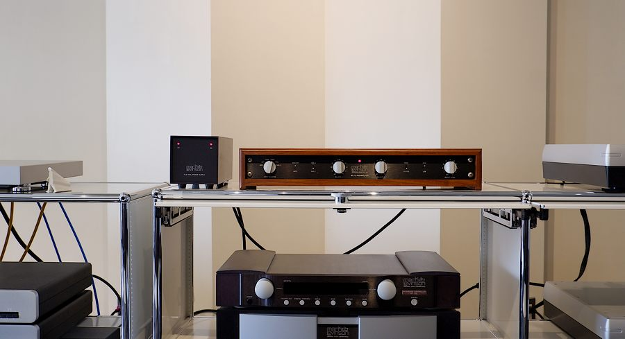 Mark Levinson ML7L PREAMP-oh