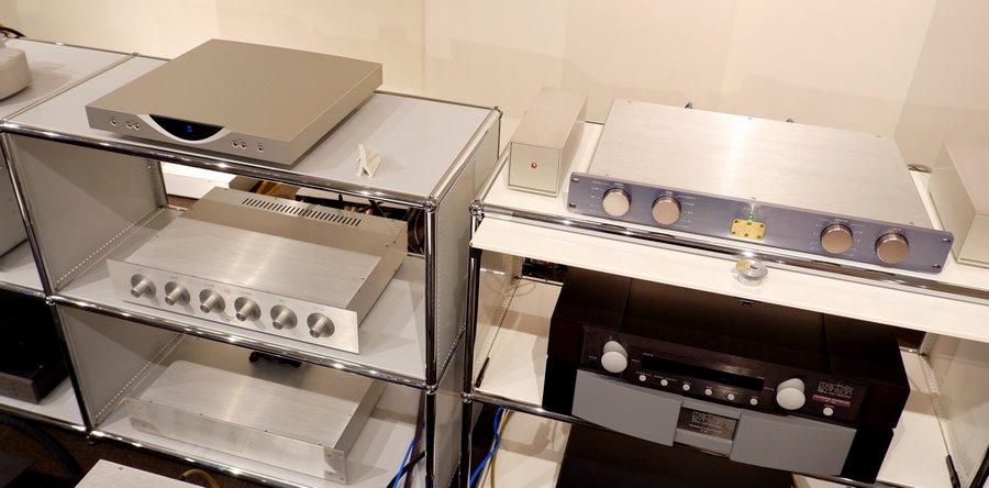 KRELL PAM3|クレルPAM3プリアンプ(オーバーホール整備済)