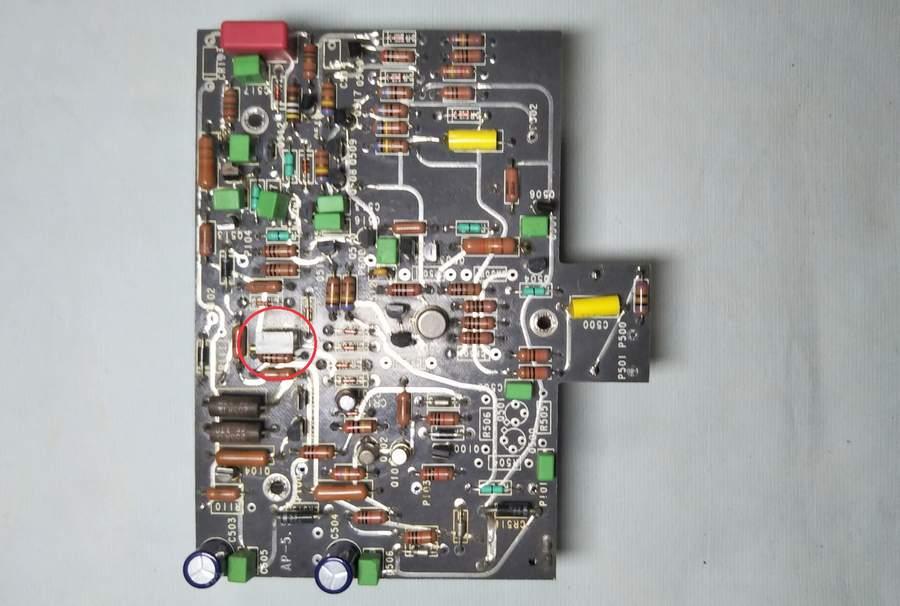 Mark Levinson No.20.6LのAP5-5基板