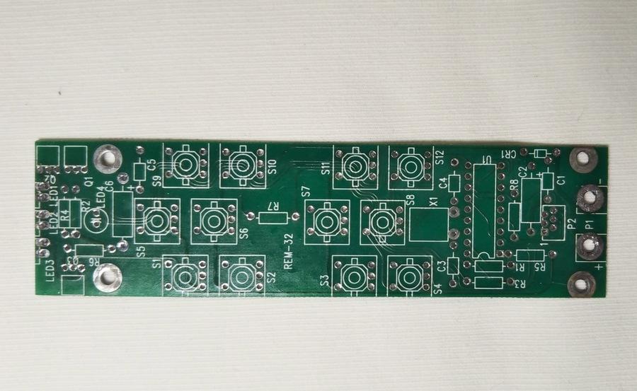Mark Levinson No.32L リモコン基板の整備