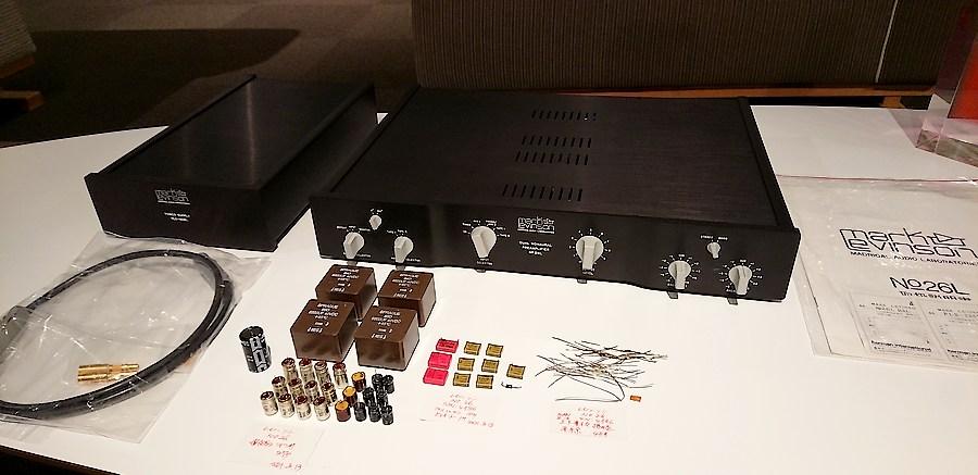 Mark Levinson No.26L BAL-Balance|BI-26 バランス回路ボード|交換部品